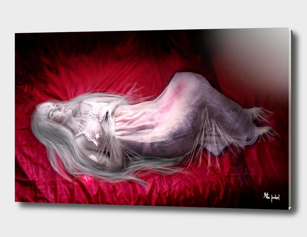 Aging Death: Silk