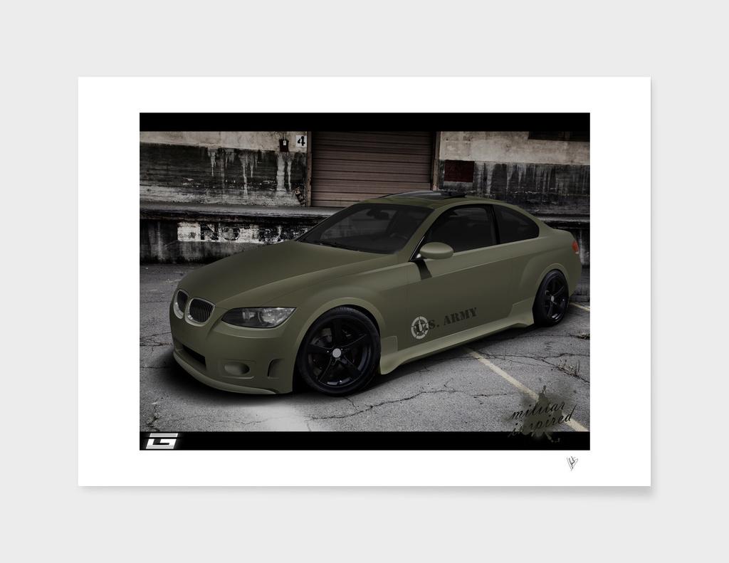 BMW M3 Military