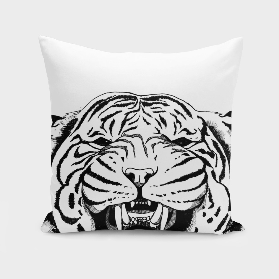 Smilin' Tiger