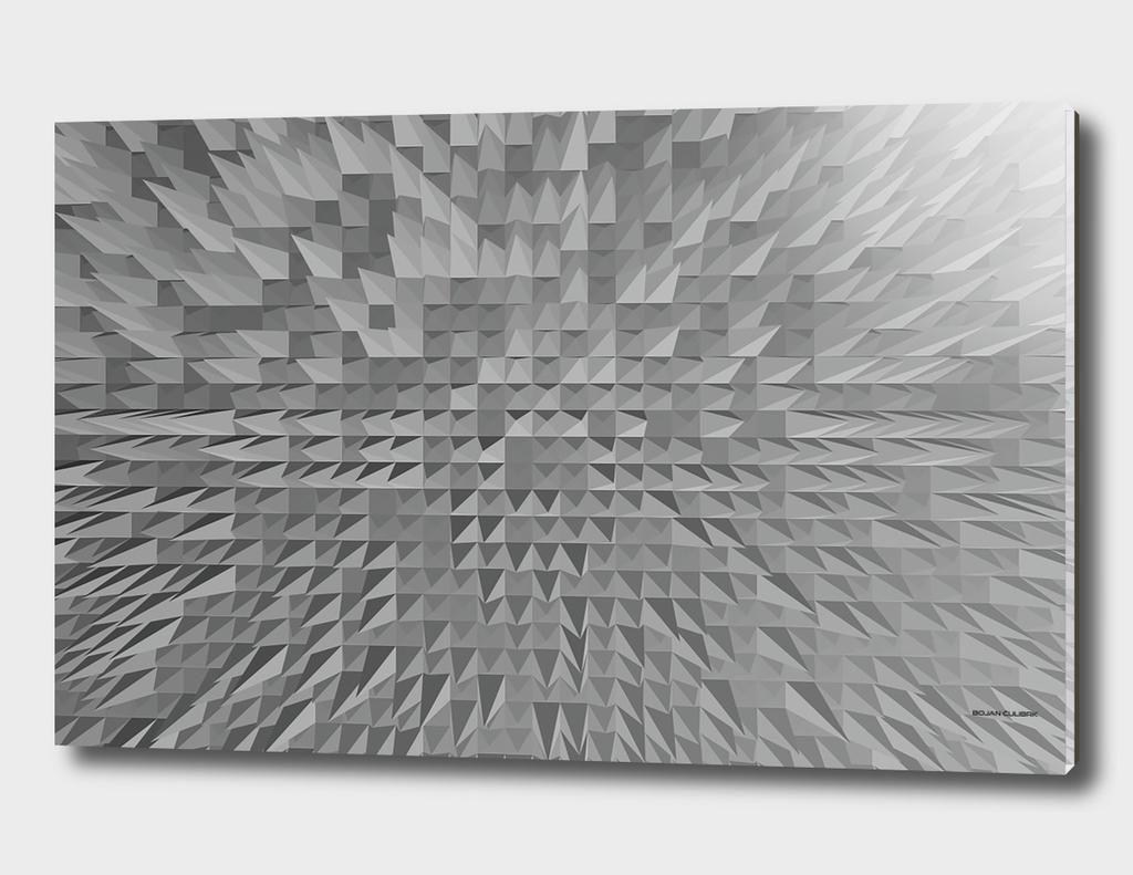 Pyramid Formation (Gray)