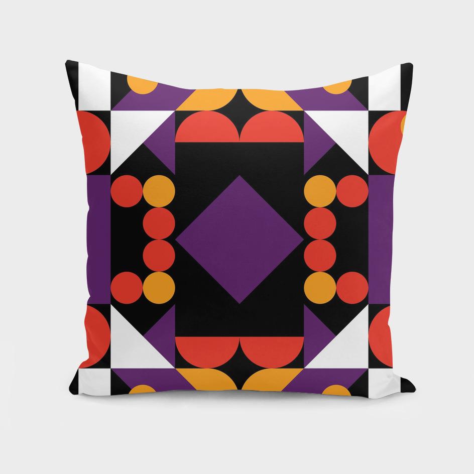 Graphic Kaleidoscope Design 42