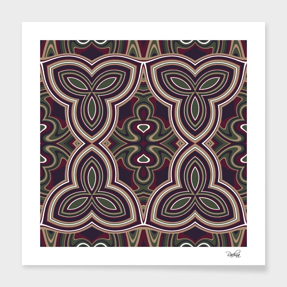 Allover Tapestry Look