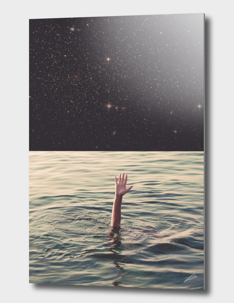 drowned in space