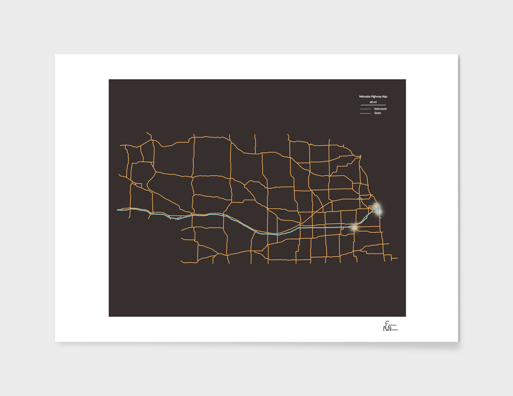 Nebraska Highways