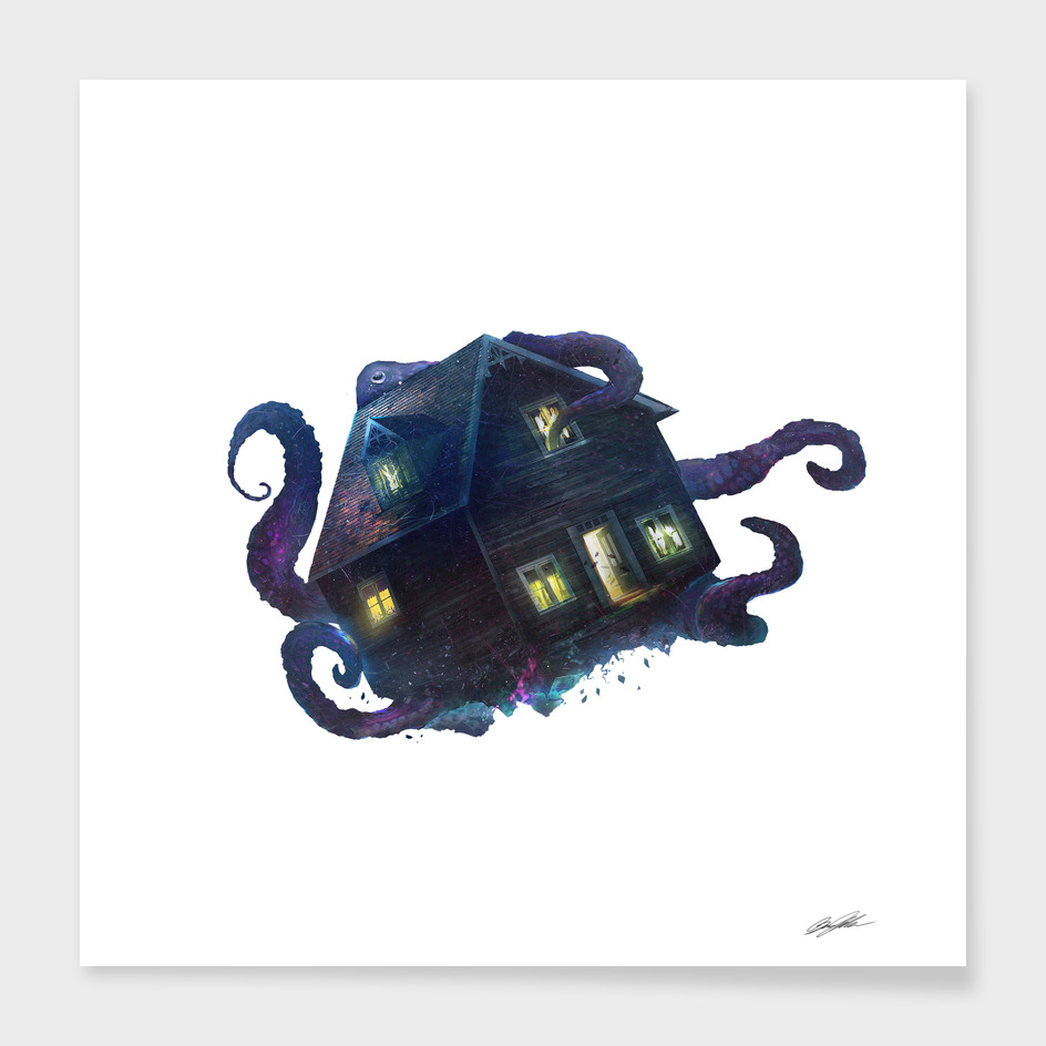 Octopus' House