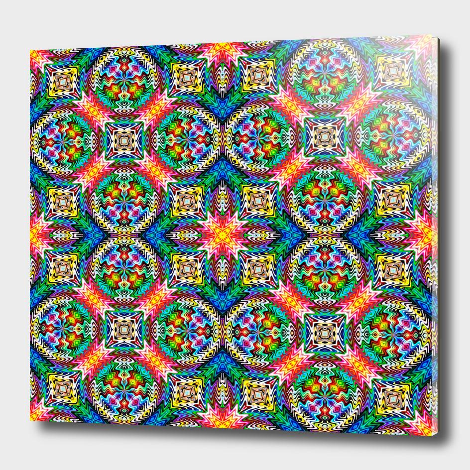 Native American Pattern Eight