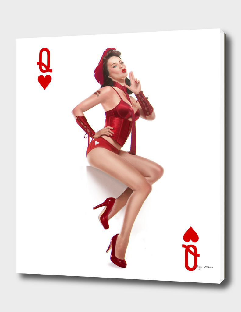 Pin-up Queen