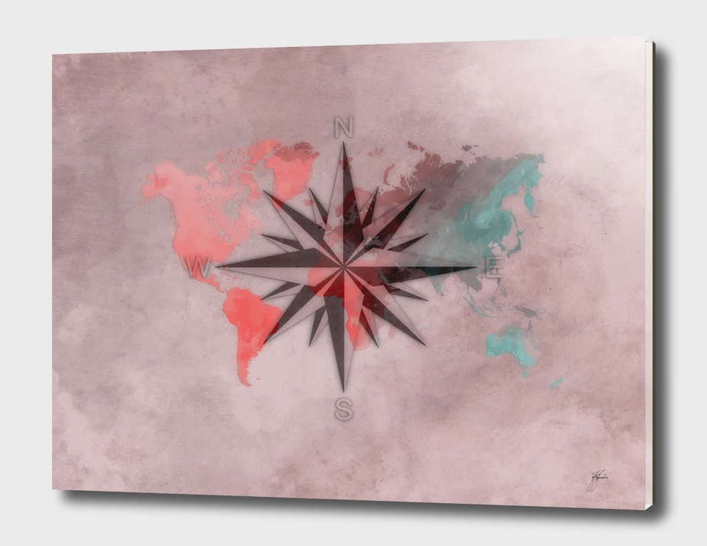 world map wind roses 3