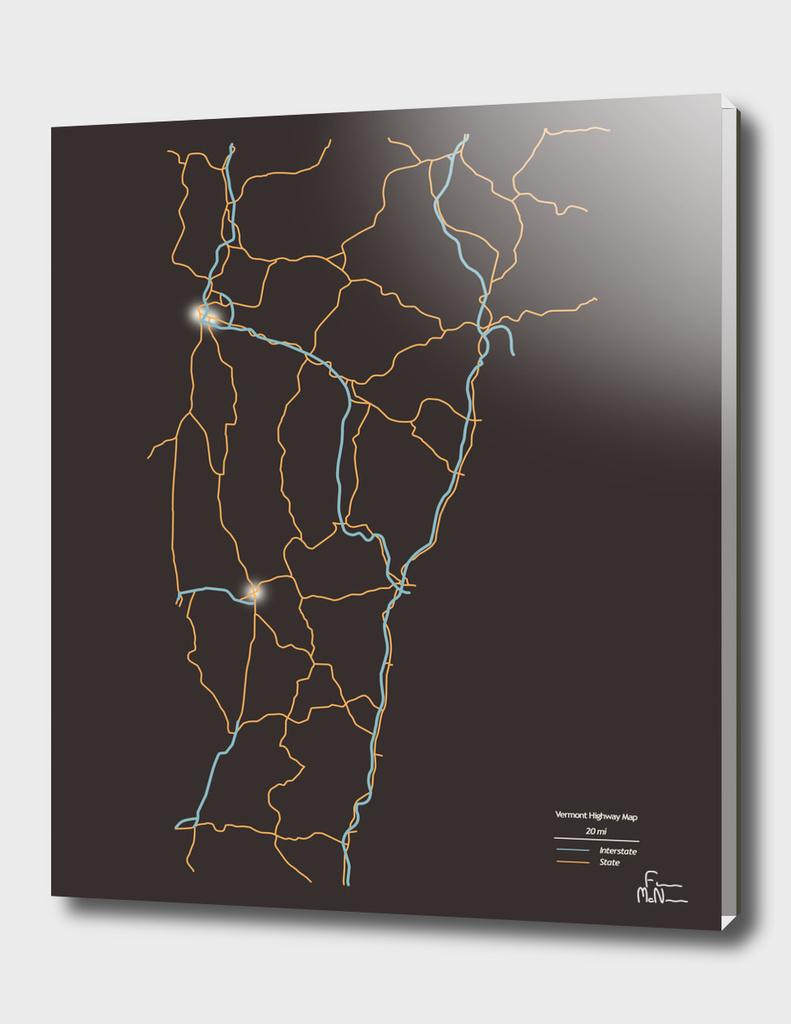 Vermont Highways