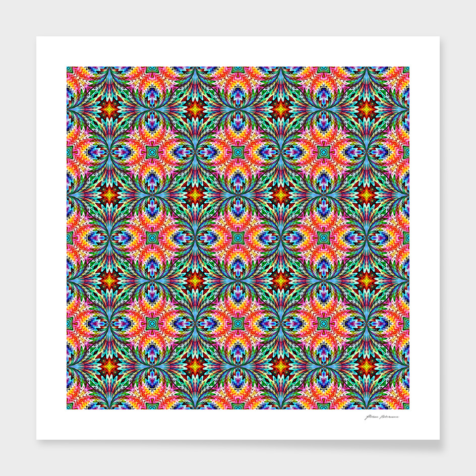 Native American Pattern Twelf