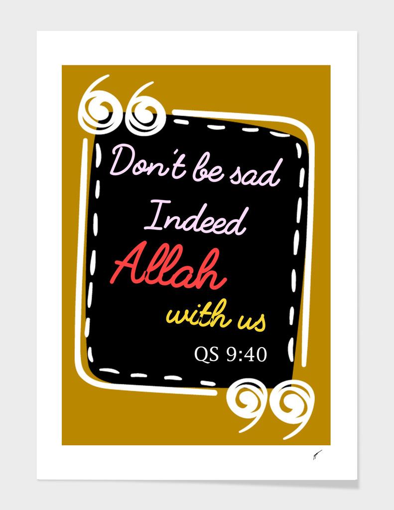 Quote Poster - 19 - Sad