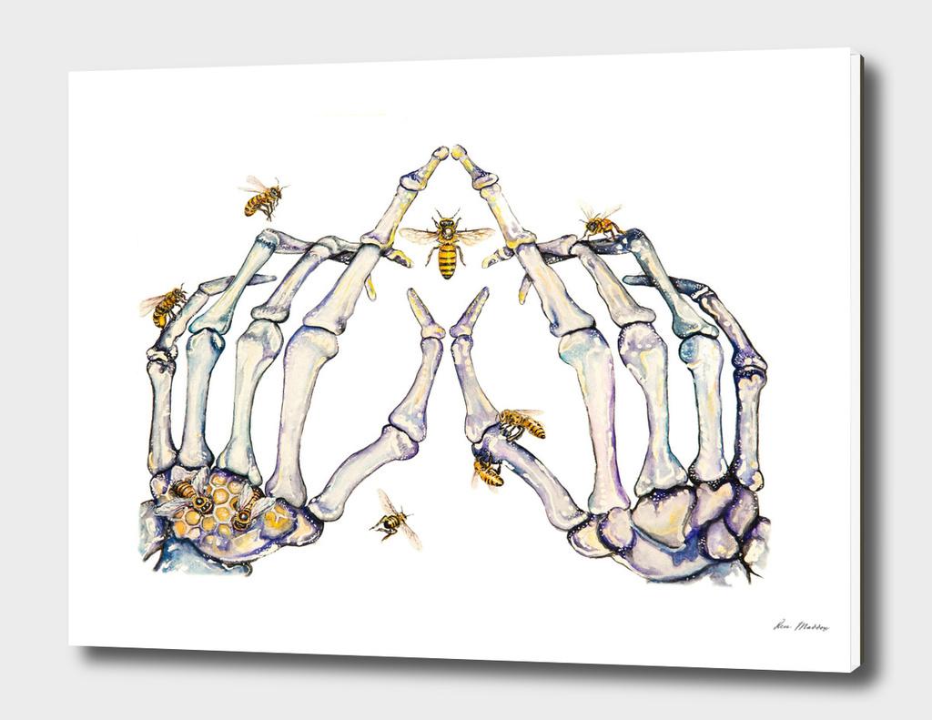 Lovely Bones + Bees