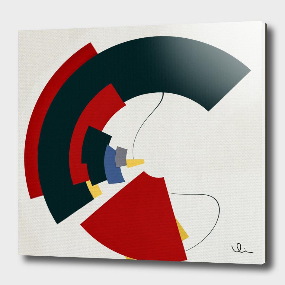Dos Líneas de Miró