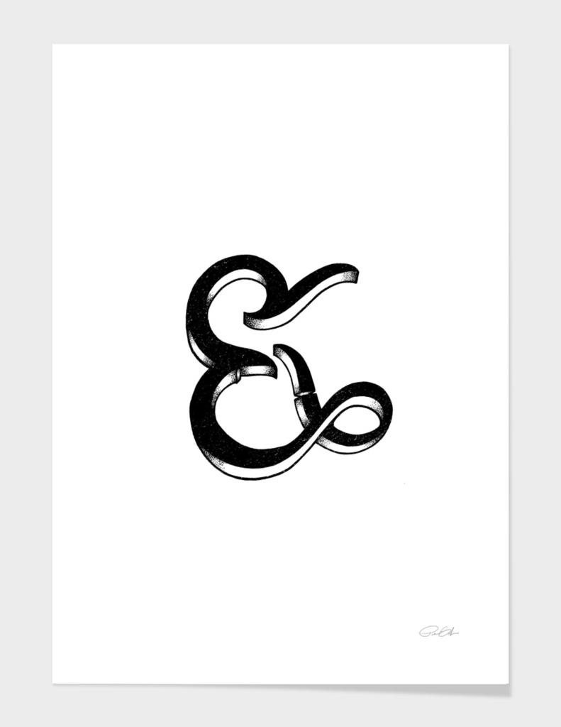 Ampersand White