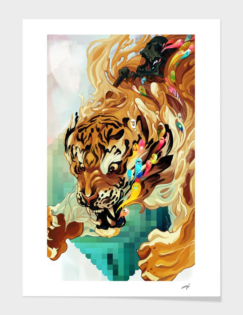Tiger Slush