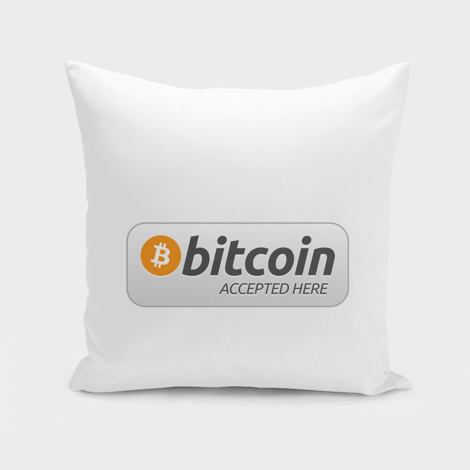 Accepted here: Bitcoin