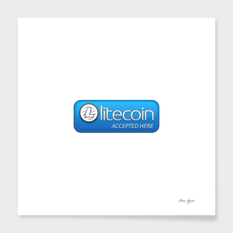 Accepted here: Litecoin