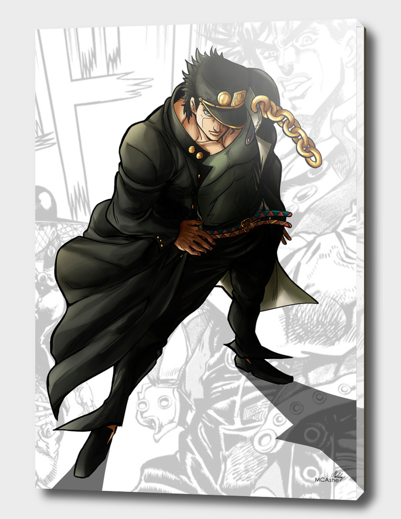 Jotaro Kujo Artwork