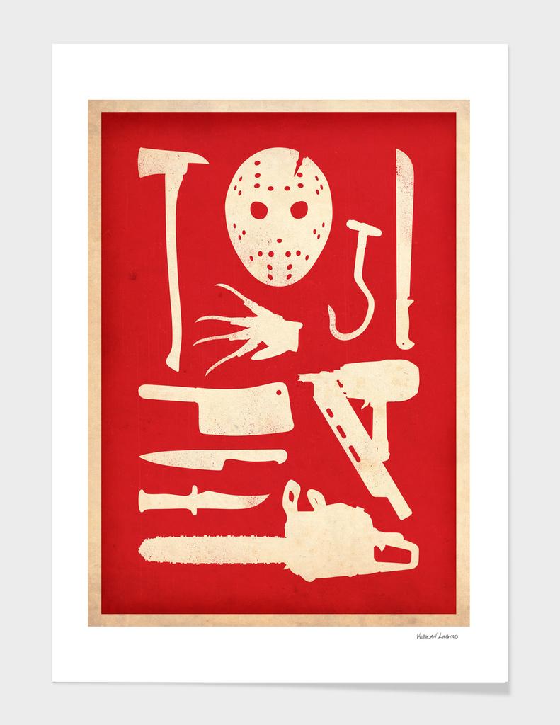 Horror Movie Starter Kit