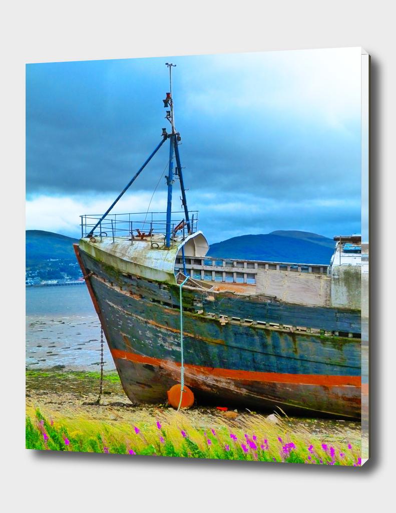 Highland Shipwreck
