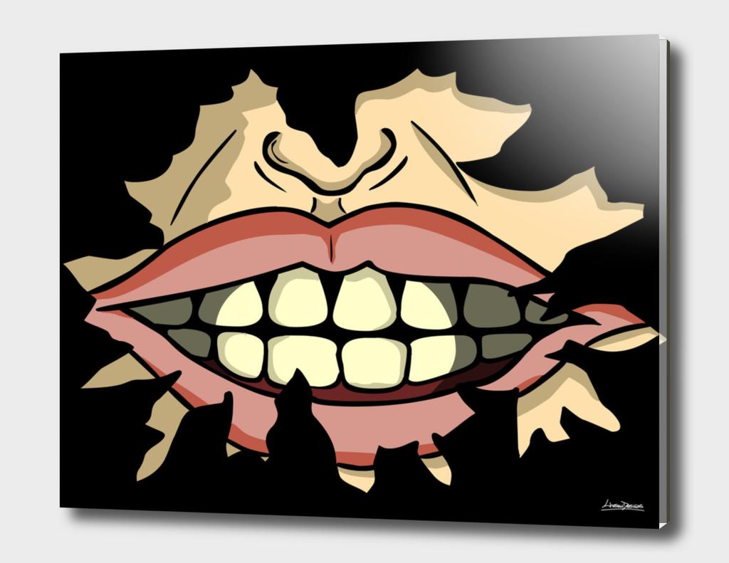 Mad Smile