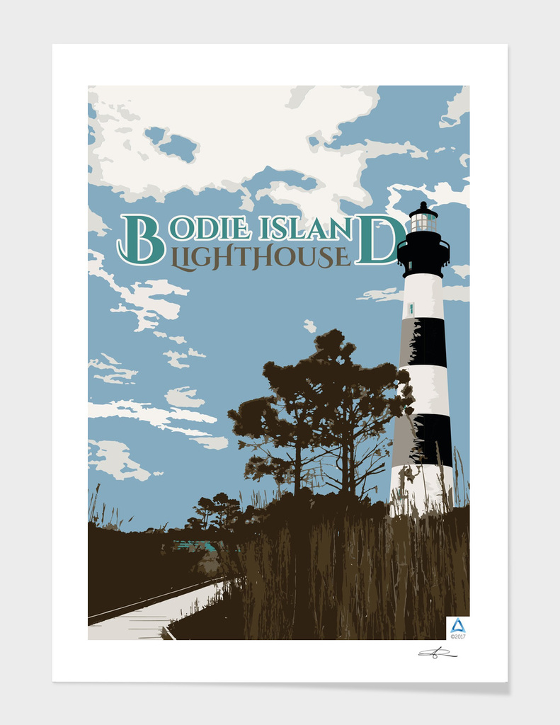 Discover OBX: Bodie Island Lighthouse