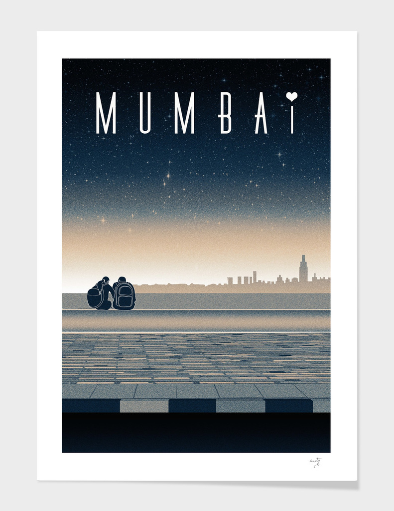Mumbai-Love in the city.