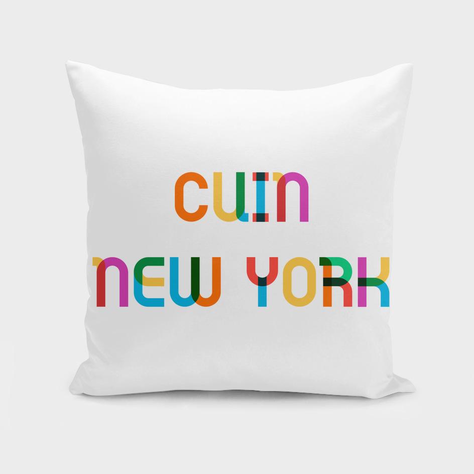 CUIN NEW YORK