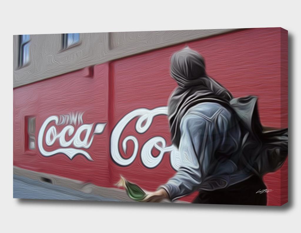 COCA COLA war