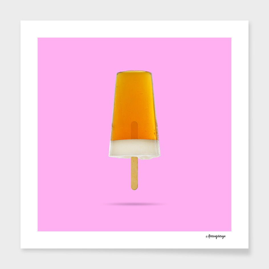 BEER LOLLY