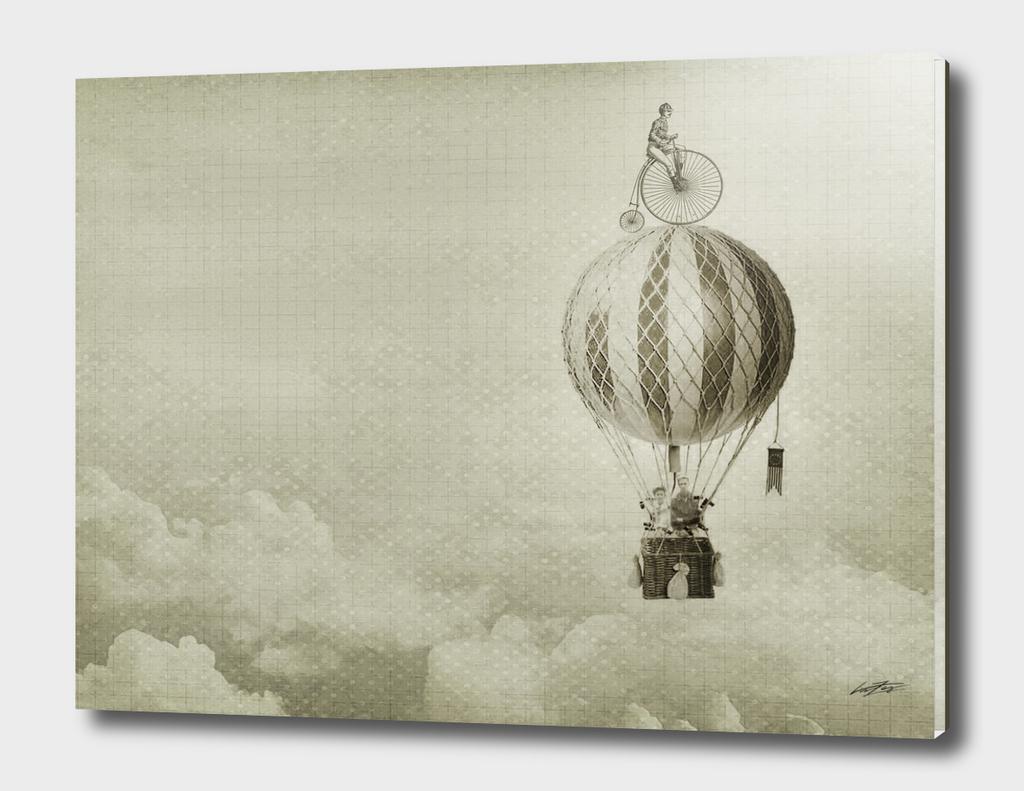 balloon ride II