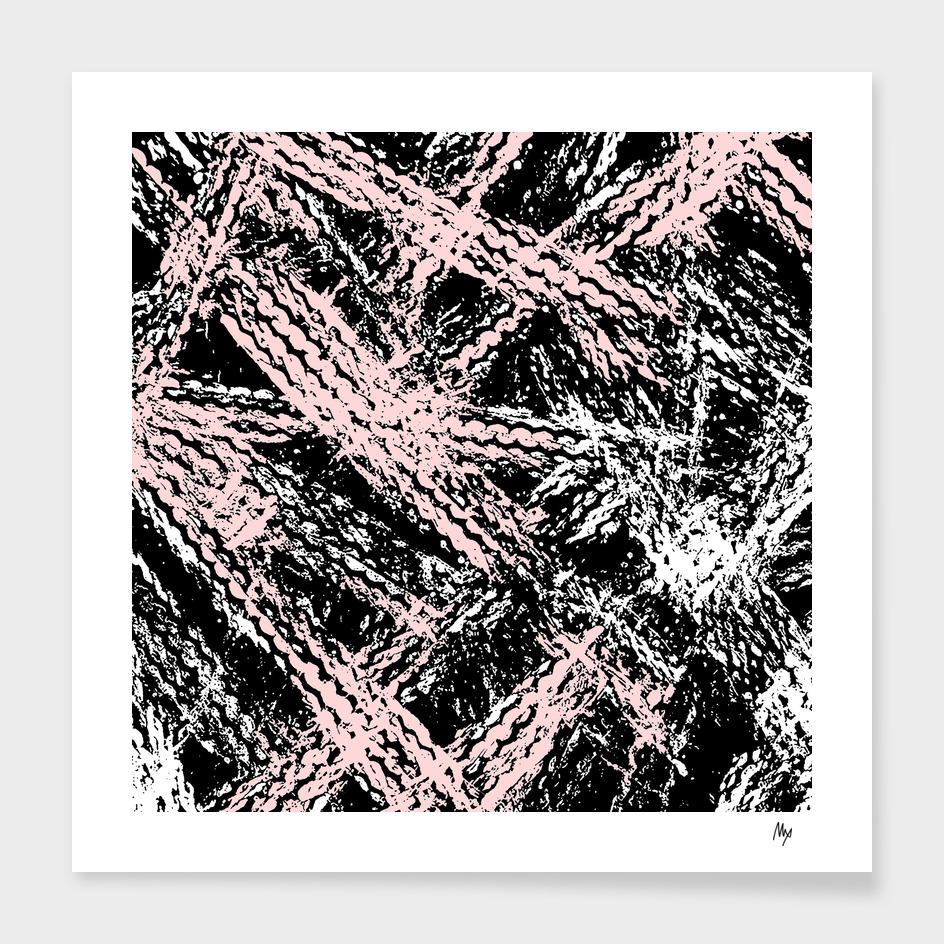 Desert Tracks Pink