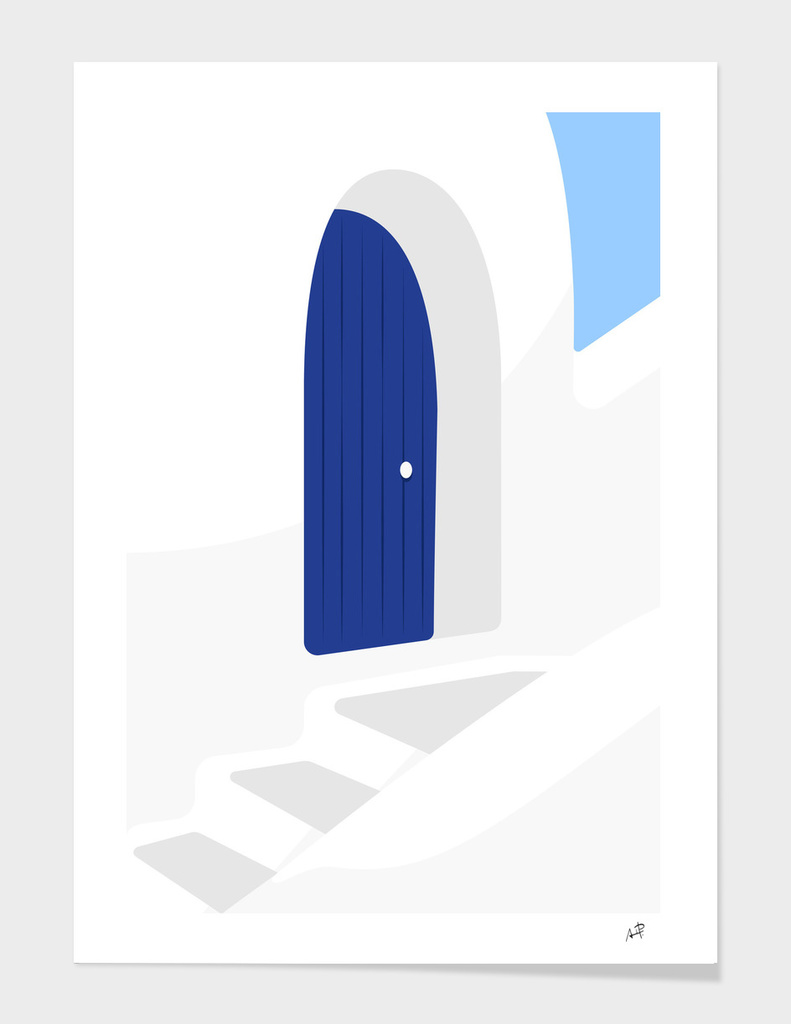Santorini #01