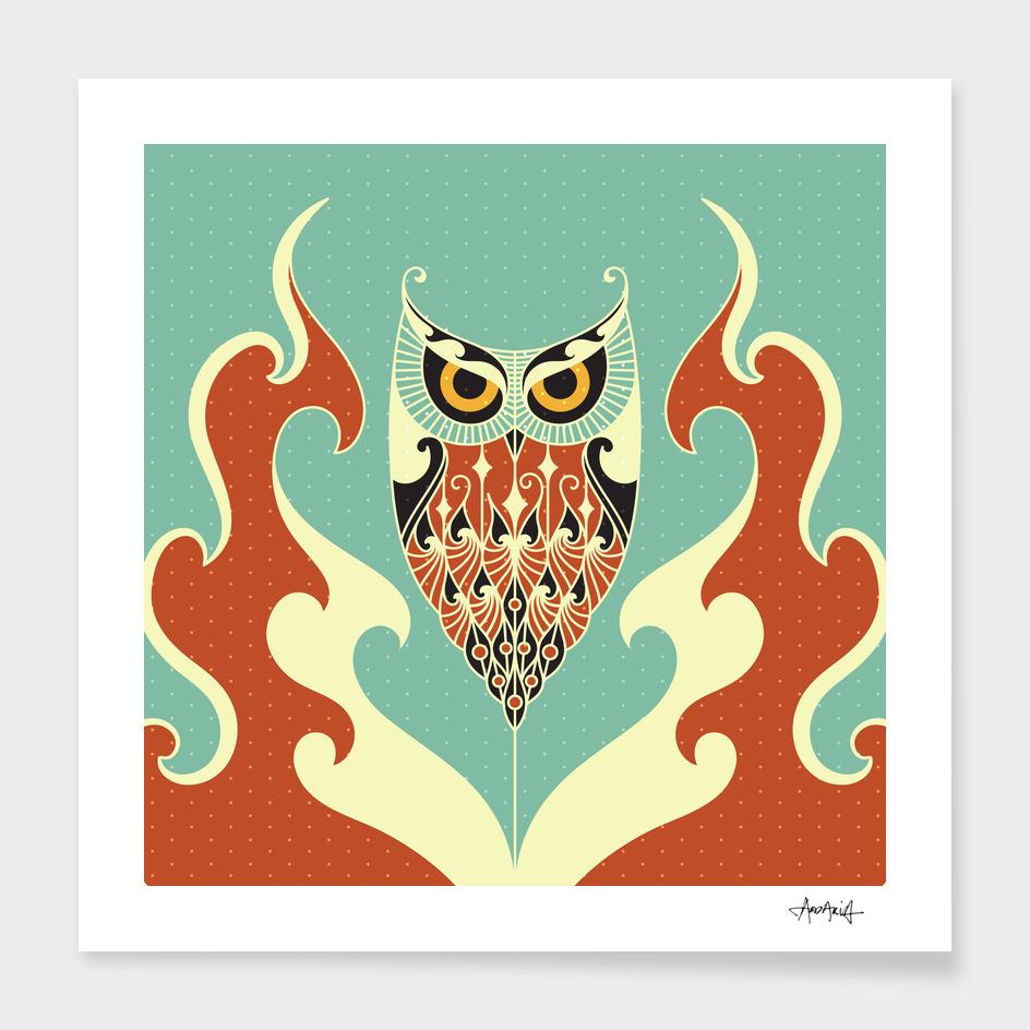 Owl Fire