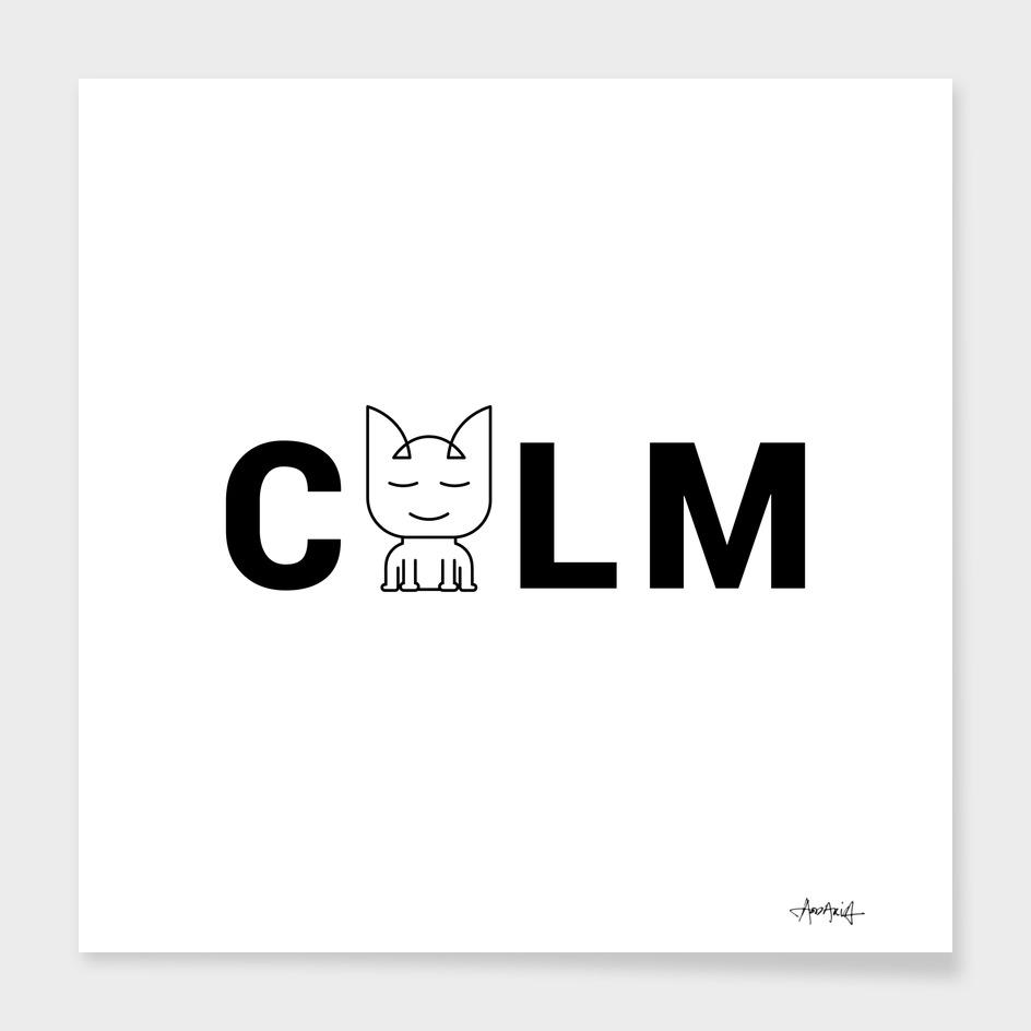 Cat Calm Mode