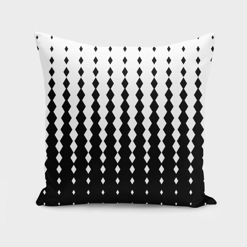 Rhomb Gradation Blend Pattern