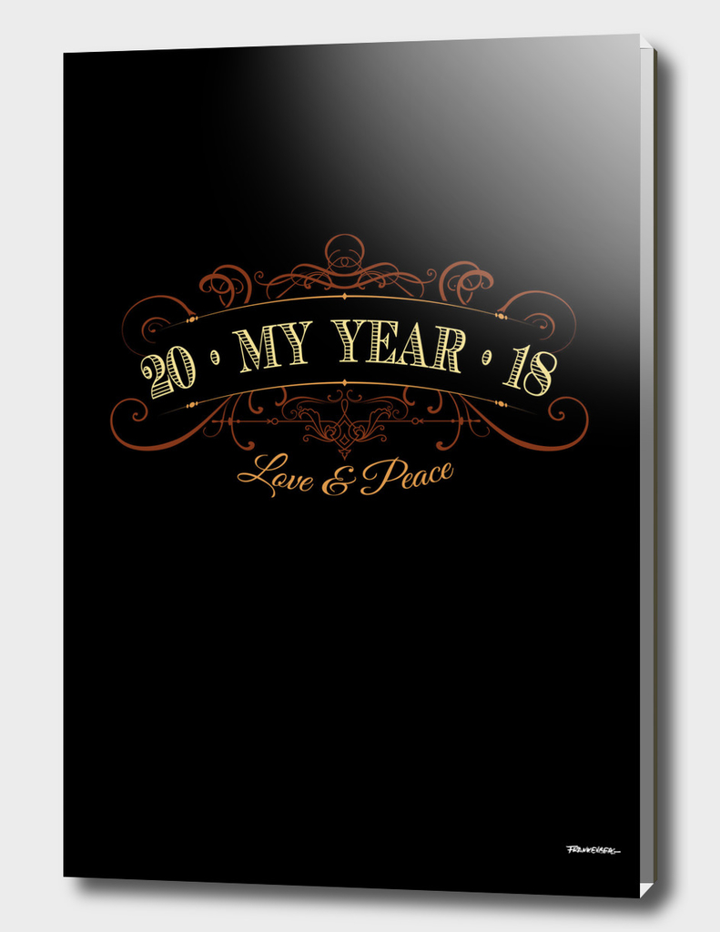 2018 is my Year– Notebooks & more