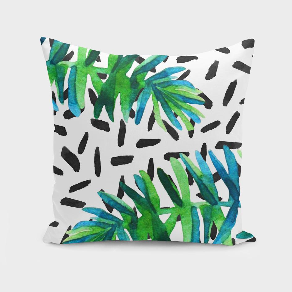 Ferns + Charcoal