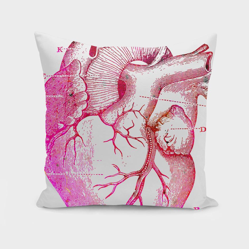 The Anatomy of My Heart #buyart #curioos #wall #art