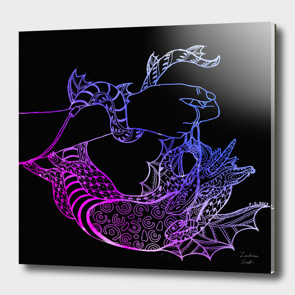 Dragons love music