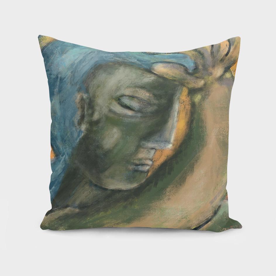 Schlafendes Buddhakind