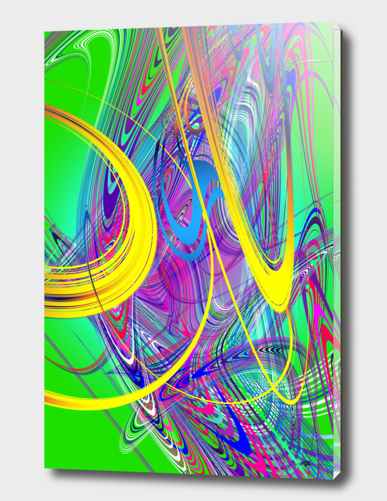 The UV Brush Triptych II