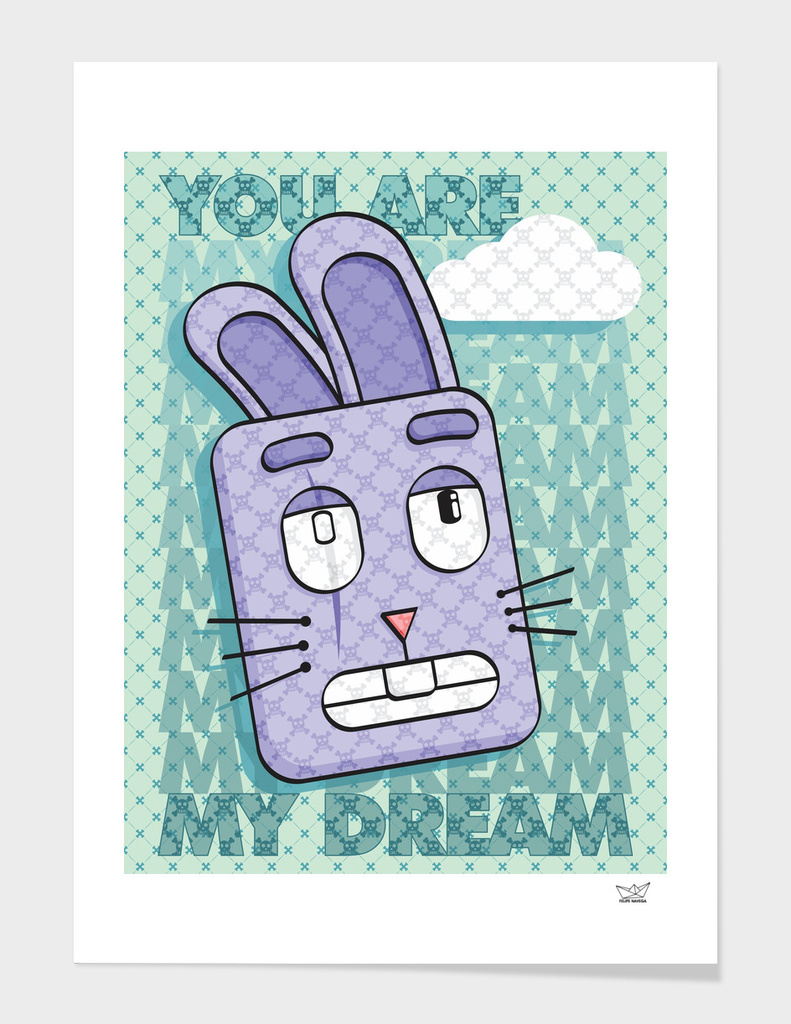 Rabbit You Are My Dream