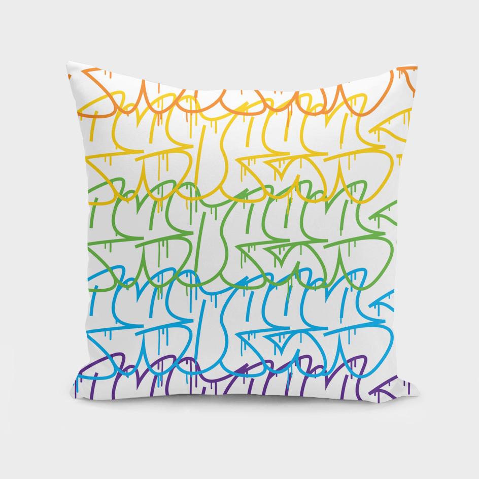 Rainbow Throwies