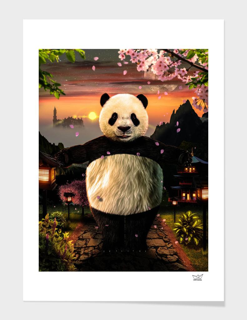 Panda - Give me a Hug