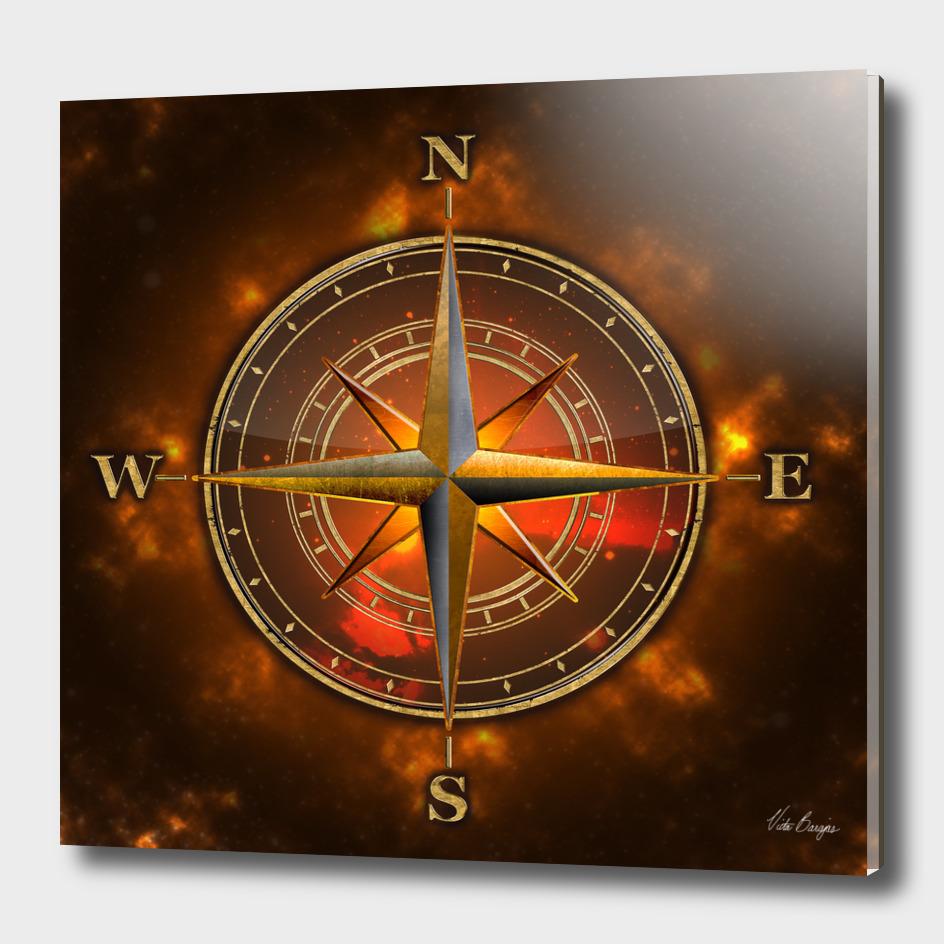 Make Your Way Compass