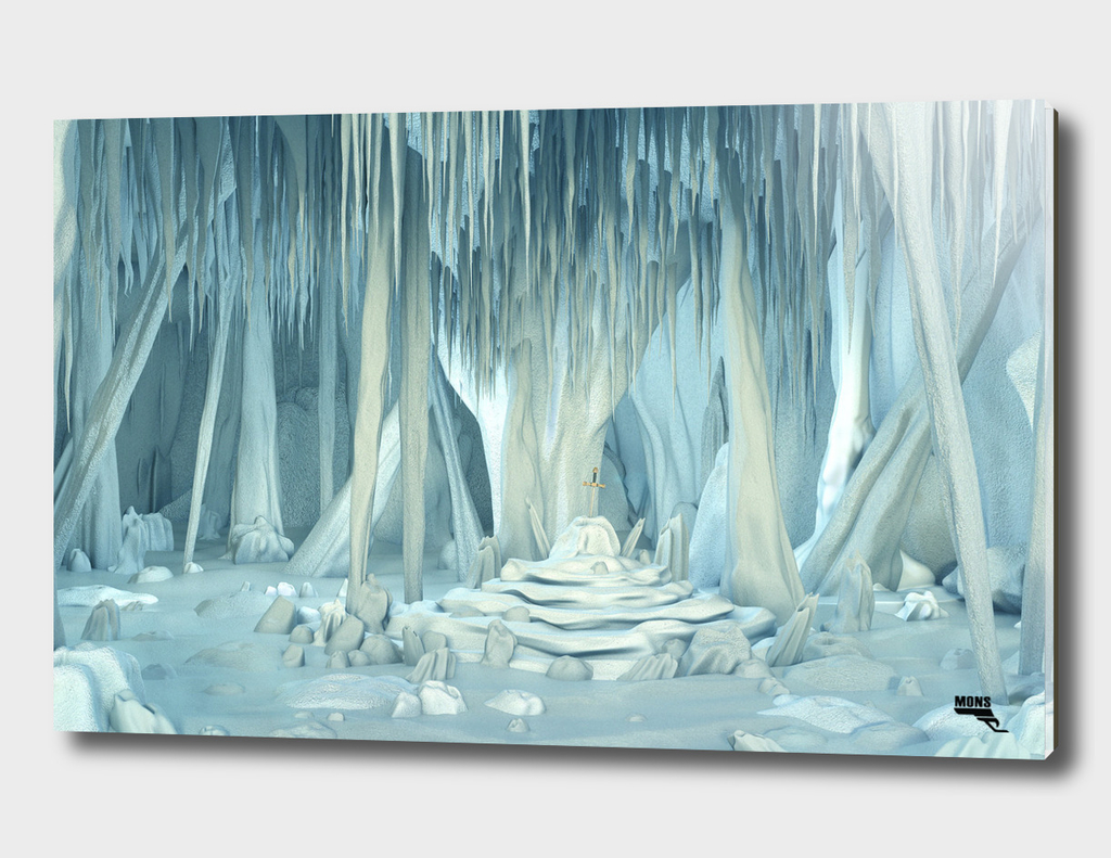 Ice Cave Excalibur