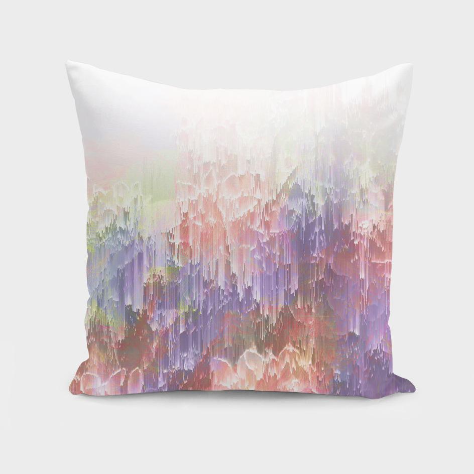 Magical Nature - Glitch Peach and Ultra-violet