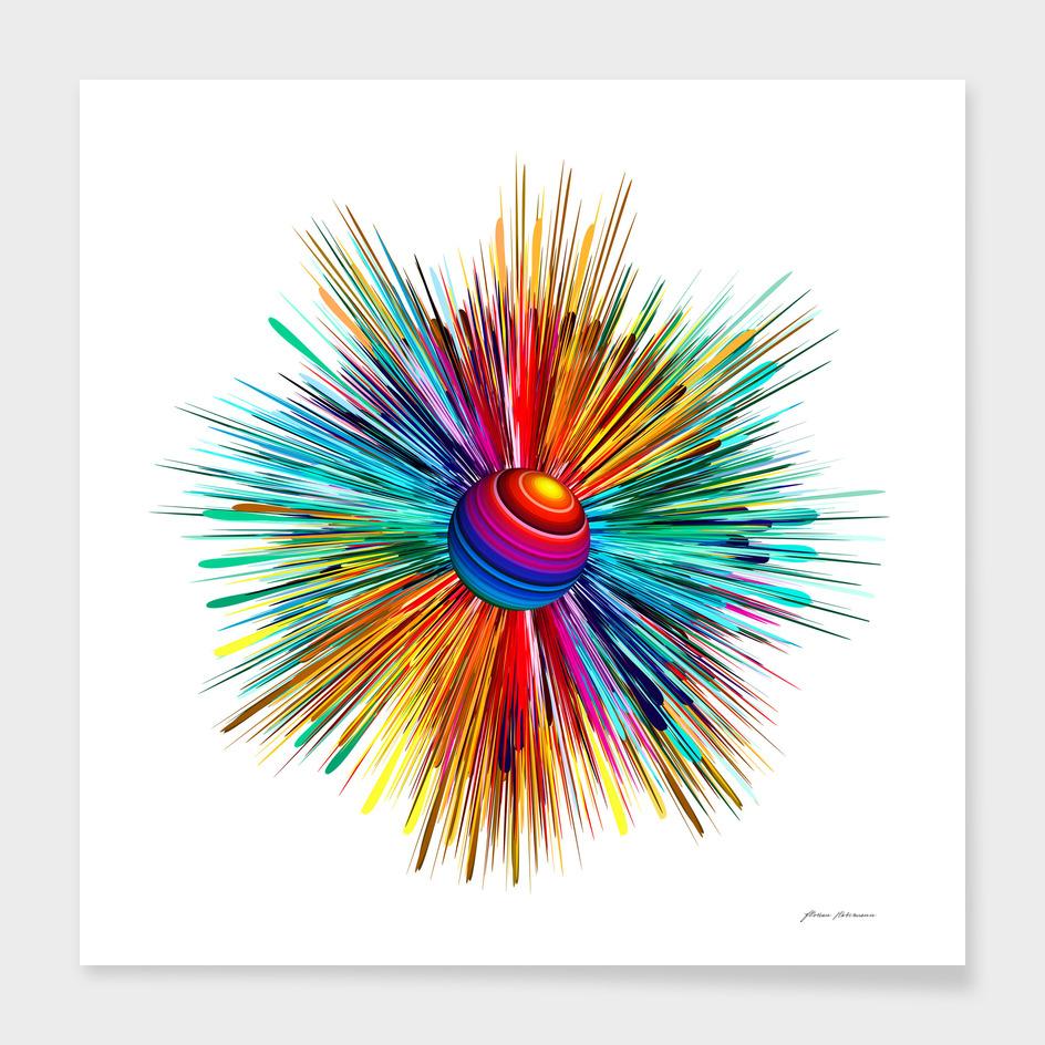 Exploding Colors