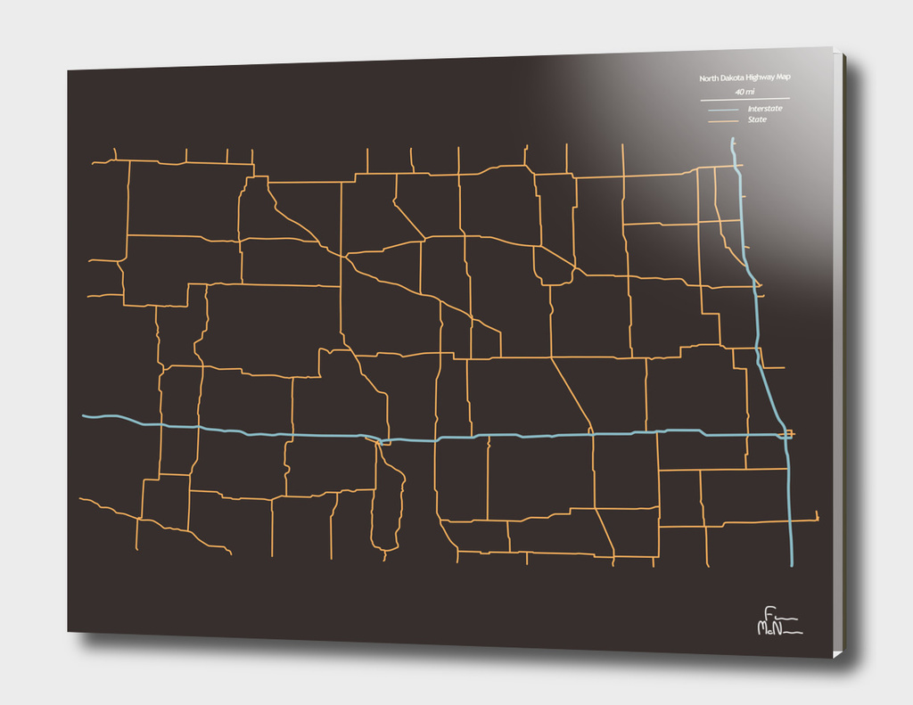 North Dakota Highways